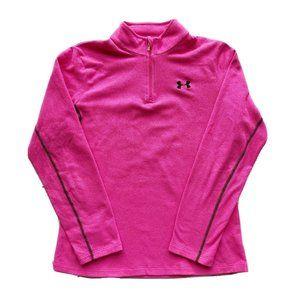 Under Armour Fleece Quarter Zip Sweatshirt